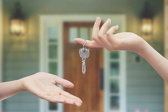 鍵が見つかるまで家に入れなかったら、野宿することになってしまいます。